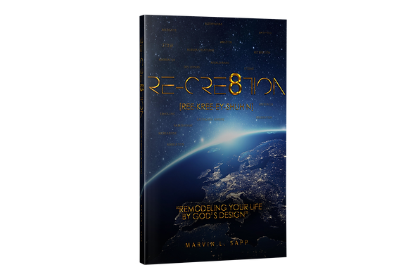RE-CRE8TION (Paperback)