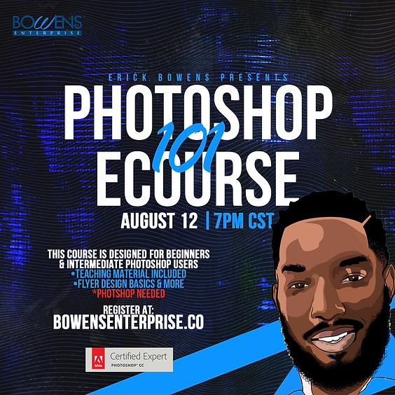 Photoshop 101 eCourse
