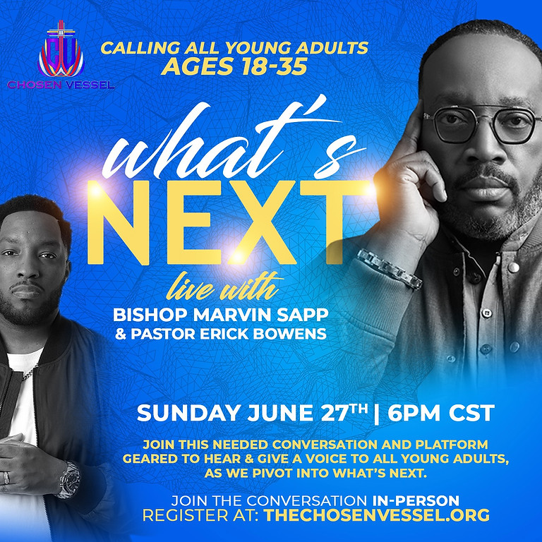 What's Next - Young Adult Conversation
