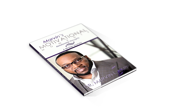 Marvin's Motivational Moments (eBook)  Digital Book