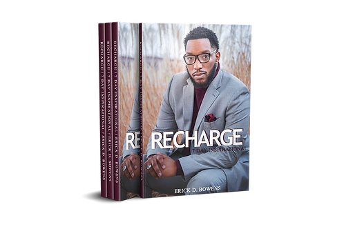Recharge • 7 Day Inspirational