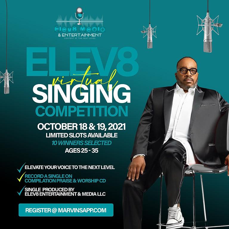 Elev8 Virtual Singing Competition