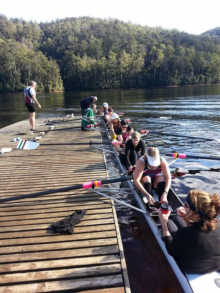 sandy bay rowing club 12