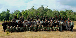 Cardamom Forest Protection Rangers