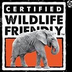 Certified Wildlife Friendly - AfricanEle
