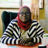 Zani Hassan- Principal, Mackinon Road Girls Secondary School