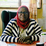 Zani Hassan- Principal, Mackinon Road Girls Secondary School