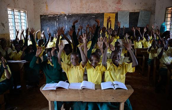 Education - School - Classroom Photo - B