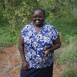 Monica Makori- Chairlady, Neema Women's group