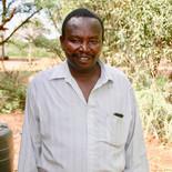 Paul Mwamvula- Assistant Chief, Kishamba Sublocation, Sagalla