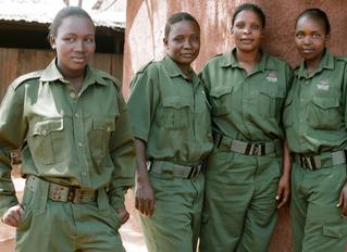 Wildlife Works' Female Rangers