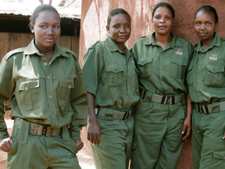 Wildlife Works' Female Rangers