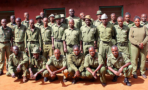 Wildlife Works Rangers - Save Elephants