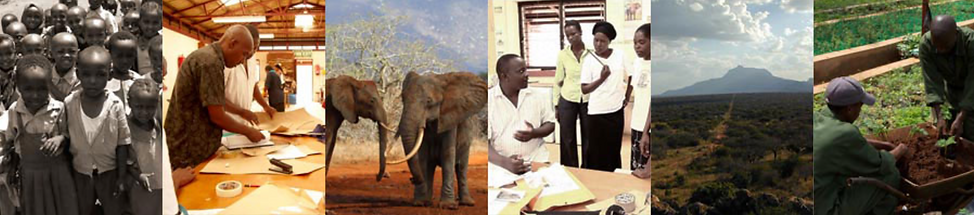 Wildlife Works Kaigau Corridor REDD+ Project Kenya