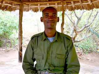 Meet Moses - In the Field Data Collections Ranger