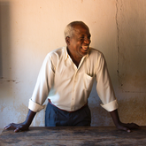 Pascal Kizaka, Former Chief of Kasigau Location of 12,000+ people