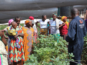 Community Leaders Empowering Women and Girls