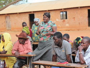 Public Participation Key to Implementing Community Projects