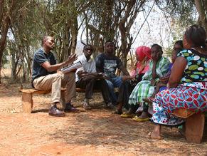 Meet Protus Mghendi, Environment Conservation Ambassador