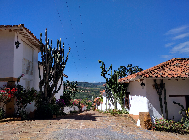 Calle Barichara