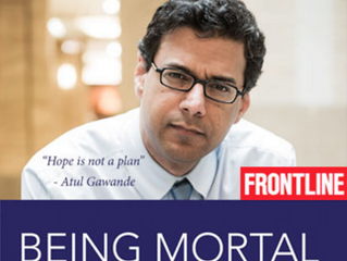 "Friends Life Care Selected as Screening Site for ""Being Mortal"" Film"
