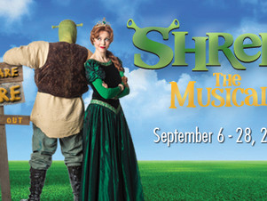 CASTING NEWS: SHREK, THE MUSICAL