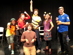 LADYBUG GIRL & BUMBLEBEE BOY Workshop at Bay Area Children's Theatre