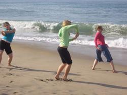 Modern Dance beach day (2008)