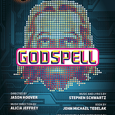 CASTING NEWS: GODSPELL with OMG I Love That Show! Productions, February 2015