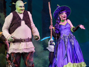 SHREK, THE MUSICAL in Walnut Creek runs through 9/28!