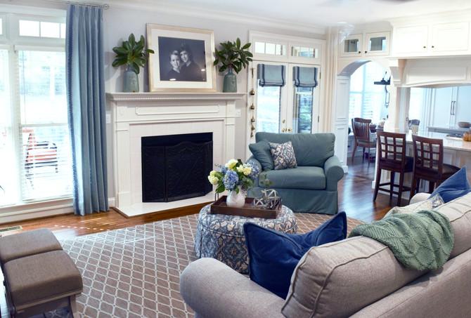Living Room Facelift