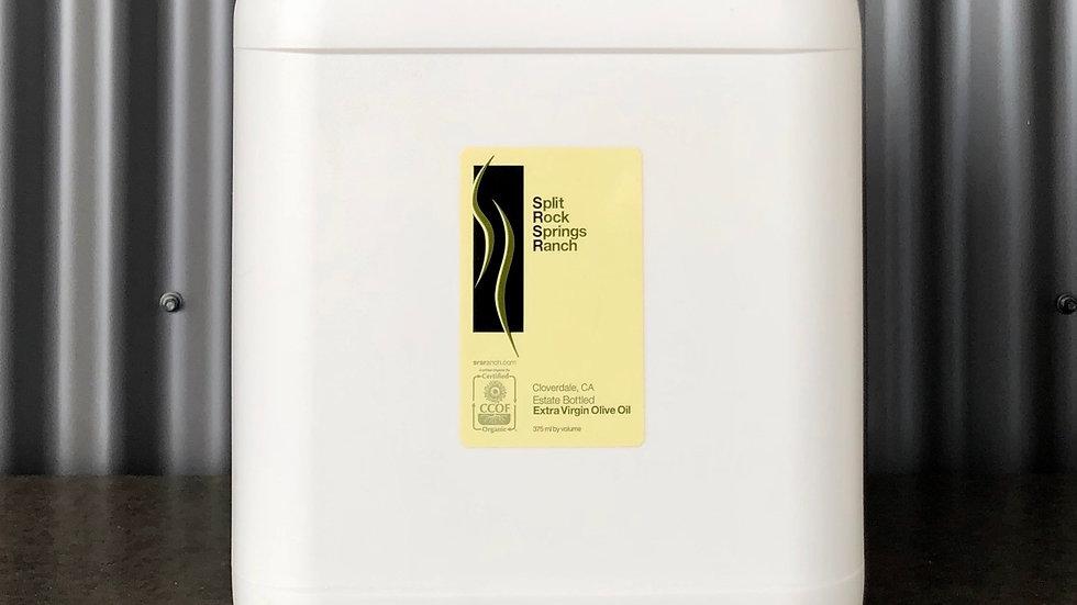 SRSR Extra Virgin Olive Oil 2.5 Gallon Bulk