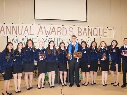 56th Annual Awards Banquet