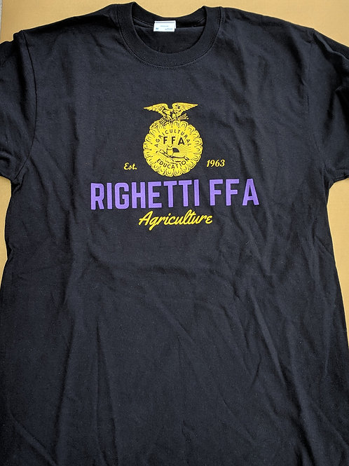 Righetti FFA (New) Logo T-Shirt