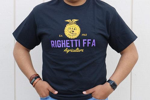 Righetti FFA (New) Logo T-Shirt
