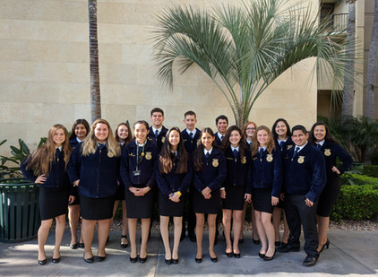 State FFA Conference moves to Anaheim, Ca