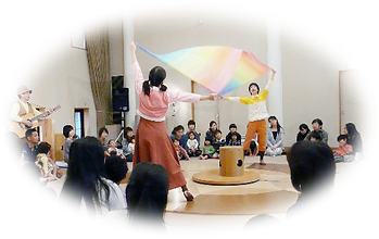 ぴーかぶー舞台写真