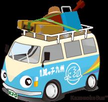 劇団風の子九州キャラクター