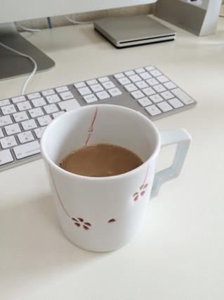 桃の紅茶オレが美味しすぎる件