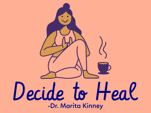 Decide To Heal