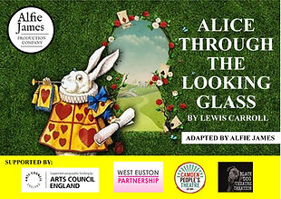 Alice through the looking glass NEW POST