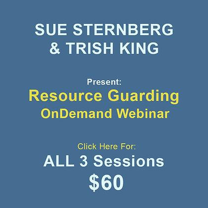 King/Sternberg: Resource Guarding