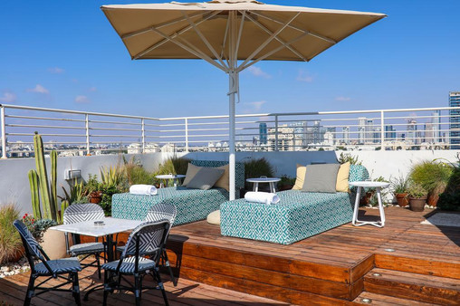 Melody Tel Aviv Hotel