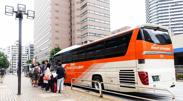 池袋陽光城王子酒店 機場巴士