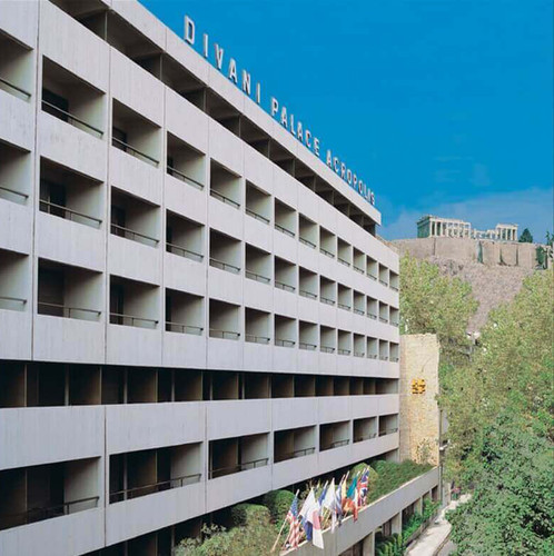 Divani Acropolis Hotel