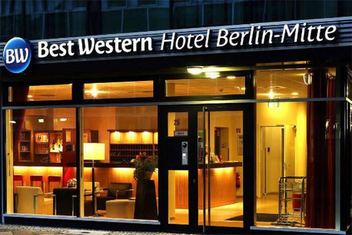 Best Western Hotel Berlin-Mitte Berlin