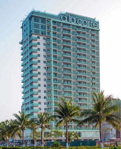 樂卡爾特峴港海灘酒店 (A La Carte Danang Beach)