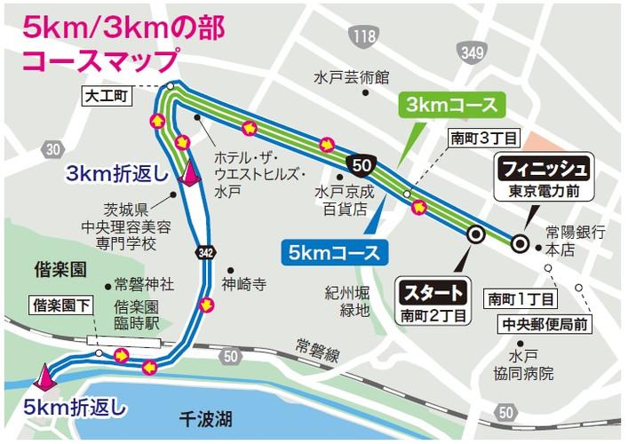 五公里路線圖