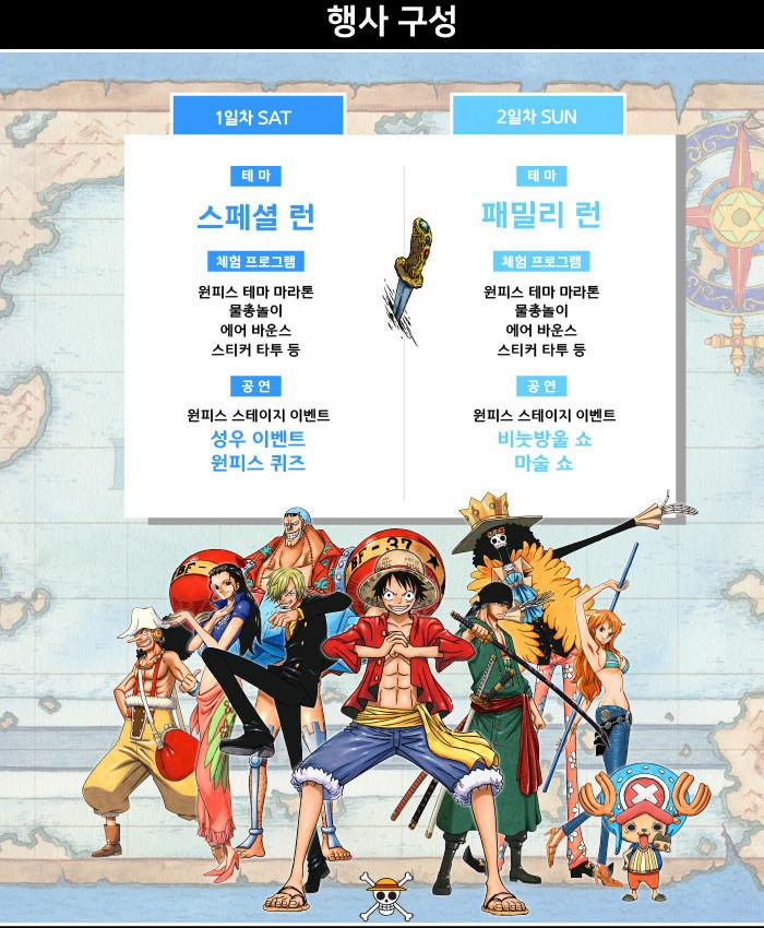 One Piece Run HanGang