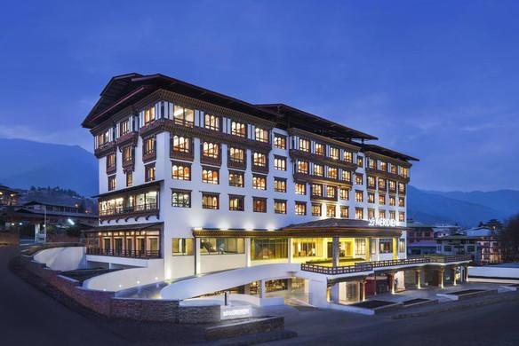 廷布艾美度假酒店 Le Meridian Hotel